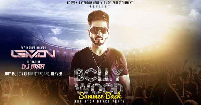 Bollywood Summer Bash 2017