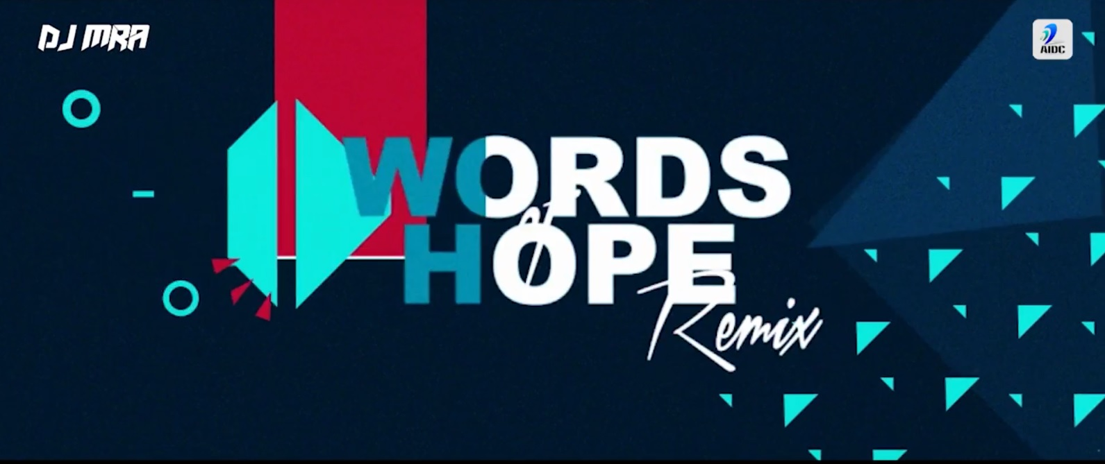 DJ MRA - Words of Hope